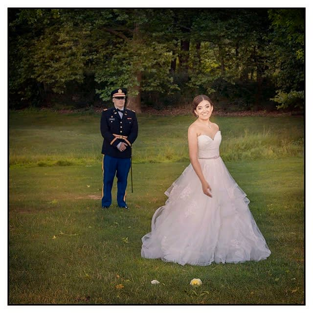 Eagles's Nest Golf Course Wedding by Windsweptphotodesign