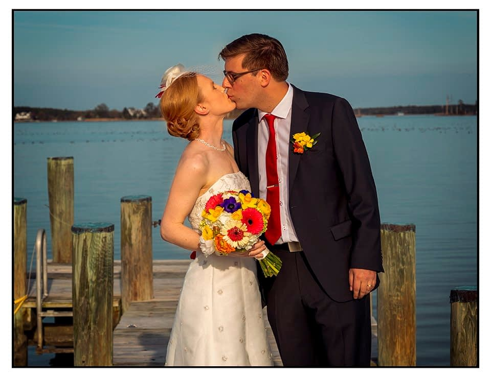 Eastern Shore Weddings at Swan Cove Manor