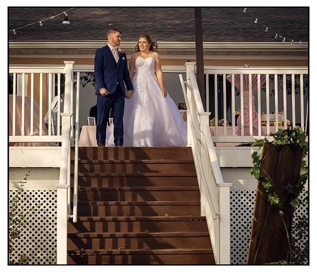 Wedding at the Bayfront Club