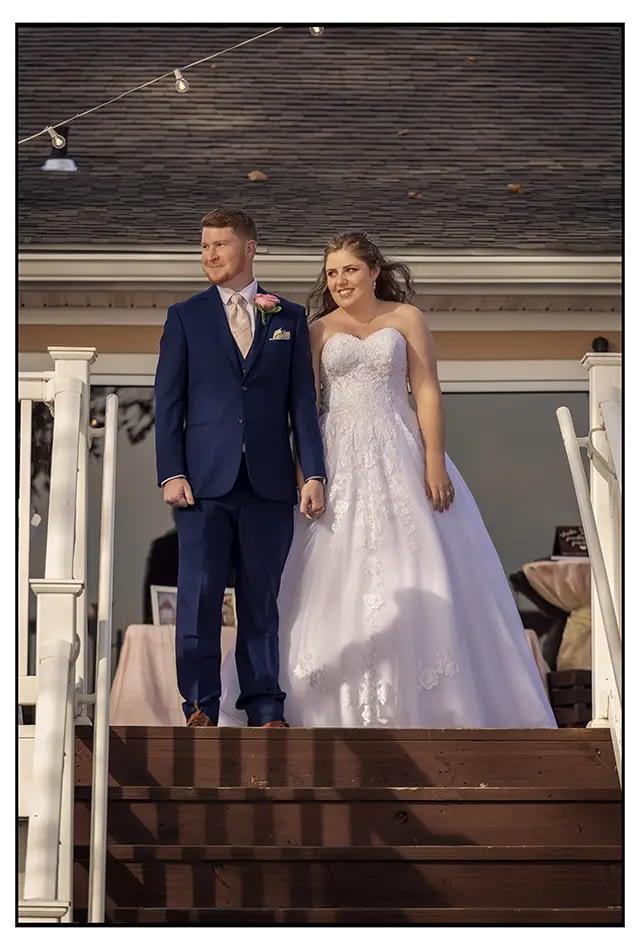 Bayfront Club Wedding Baltimore