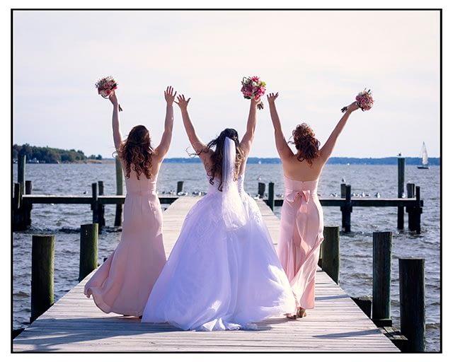 Wedding Photographer on the Eastern Shore